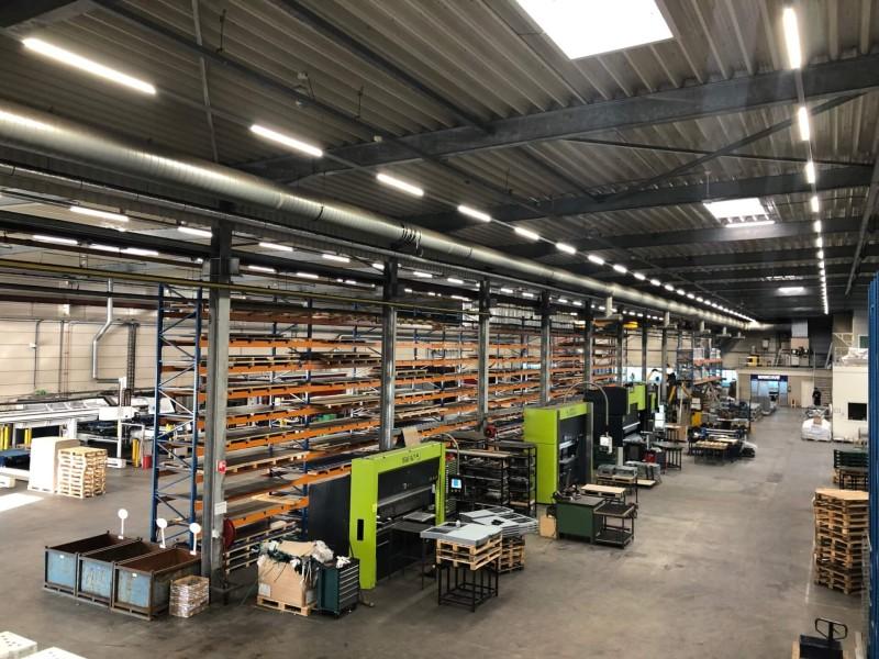 Productie fabriek